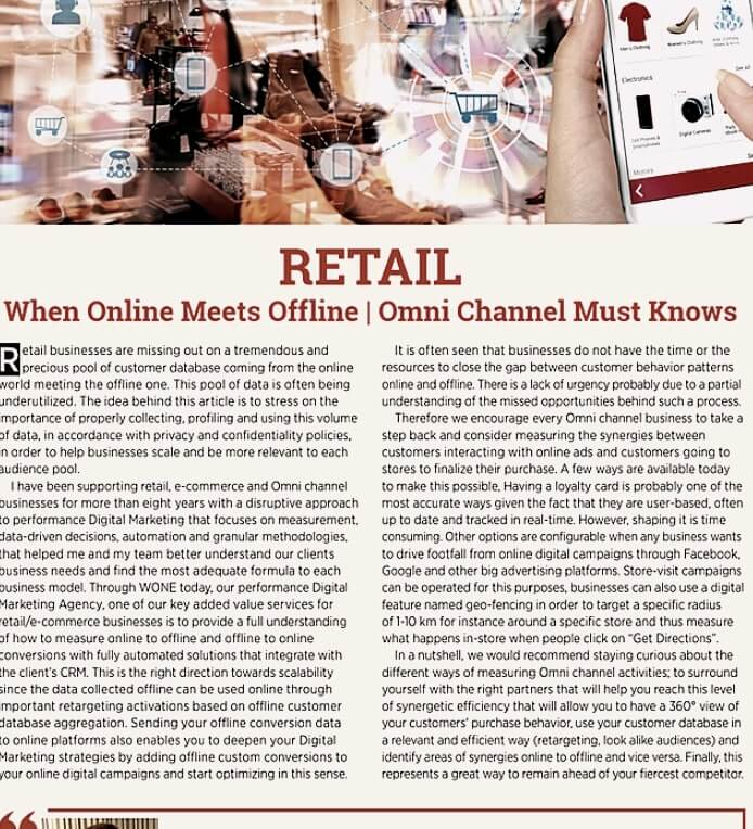 RETAIL PEOPLE MAGAZINE